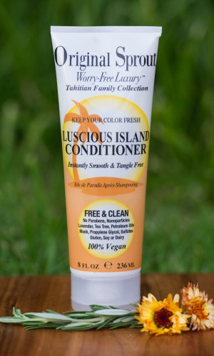 237ml Luscious Island Conditioner #2