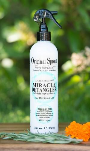 web 354ml Miracle Detangler
