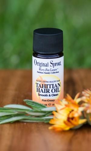 30ml - Tahitian Hair Oil #2