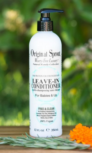 web 354ml Leave In Conditioner