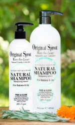 web Group Natural Shampoo