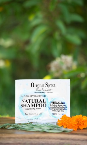 SproutPack - Natural Shampoo