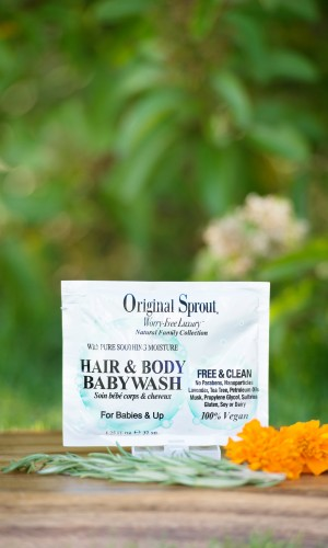 SproutPack - Hair & Body Wash