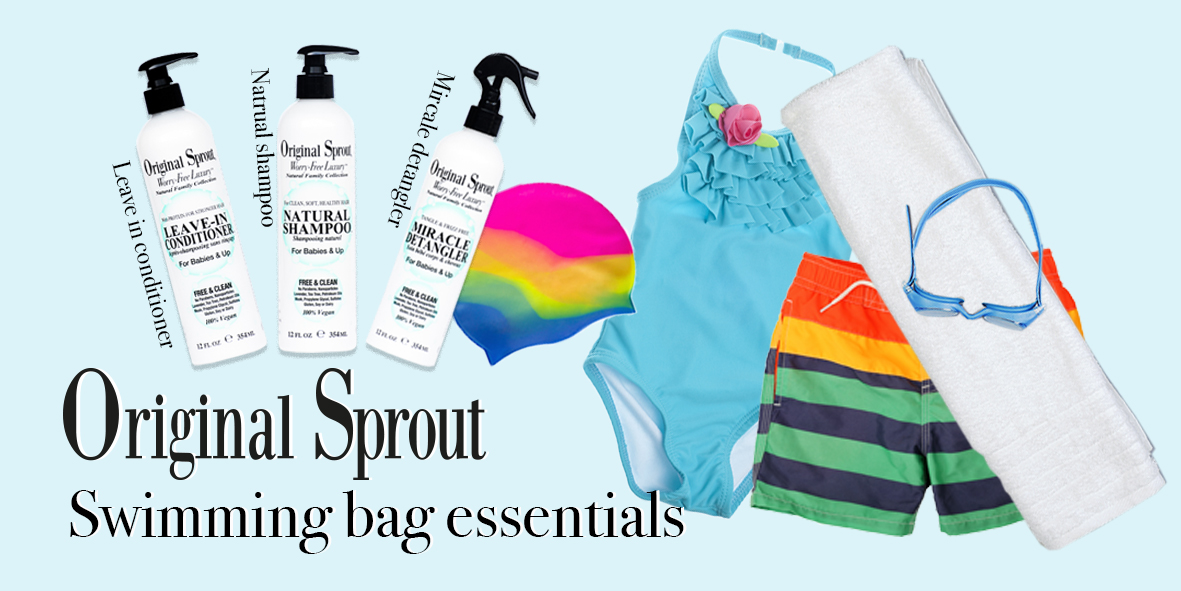 Swimming-bag-essential