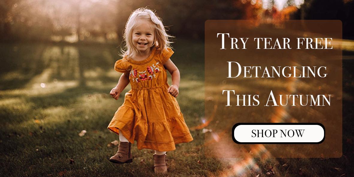 Tear-free-detangling